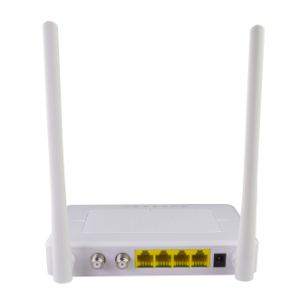 Ethernet over Coax converter Slave Unit with Wifi