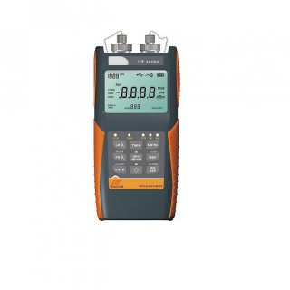 Optical power meter with Optical laser Source