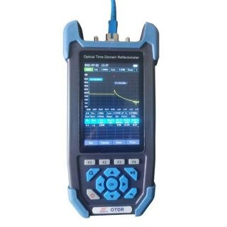 Light Source Optical Meter and Visual Fault Locator Integrated Multi-Function OTDR